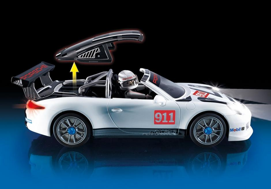 porsche 911 gt3 cup 9225 playmobil france. Black Bedroom Furniture Sets. Home Design Ideas