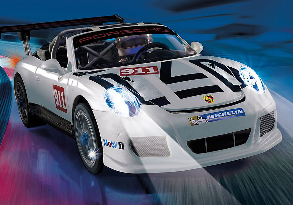 9225 Porsche 911 GT3 Cup detail image 7