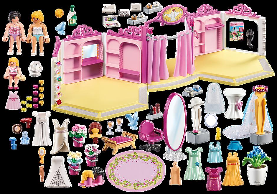 9226 Κατάστημα νυφικών με σαλόνι ομορφιάς detail image 4