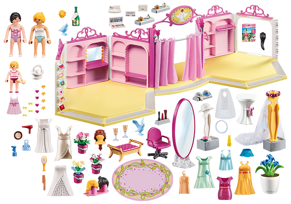 http://media.playmobil.com/i/playmobil/9226_product_box_back/Boutique robes de mariée