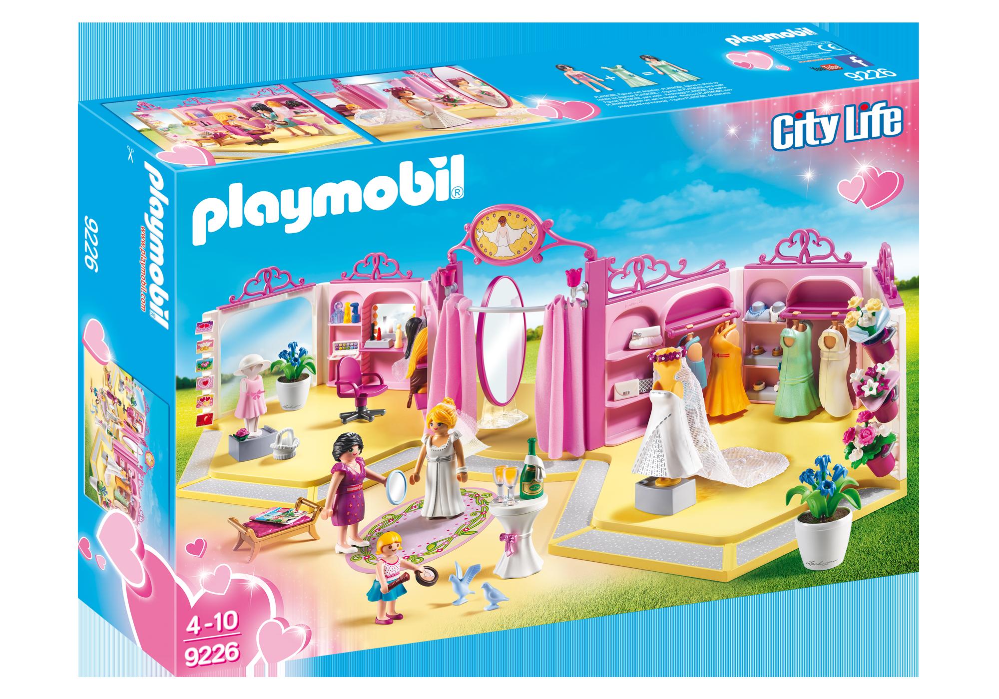 http://media.playmobil.com/i/playmobil/9226_product_box_front/Κατάστημα νυφικών με σαλόνι ομορφιάς