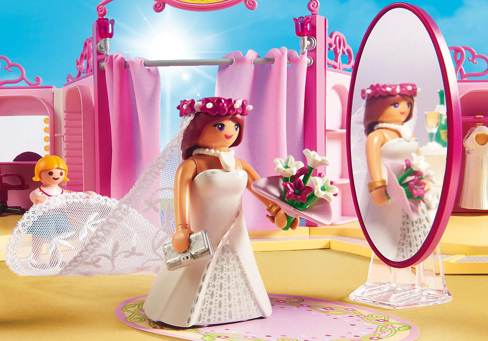 9226 Brautmodengeschäft mit Salon zoom image6