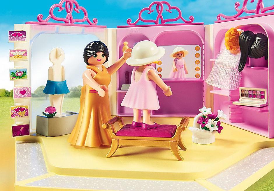 9226 Κατάστημα νυφικών με σαλόνι ομορφιάς detail image 8