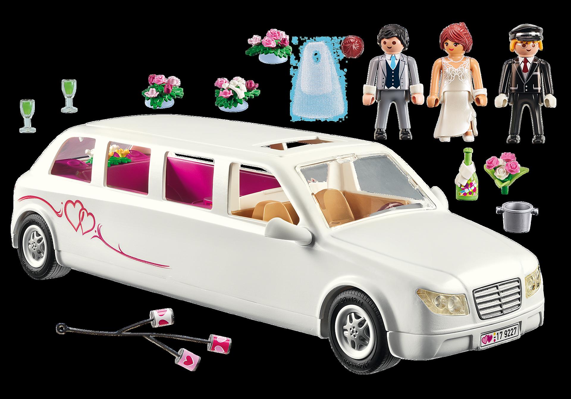 9227 Wedding Limo zoom image4