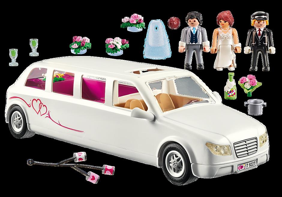 9227 Wedding Limo detail image 4