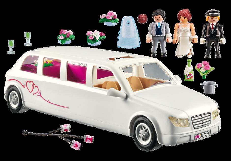 Wedding Limo 9227 Playmobil Usa