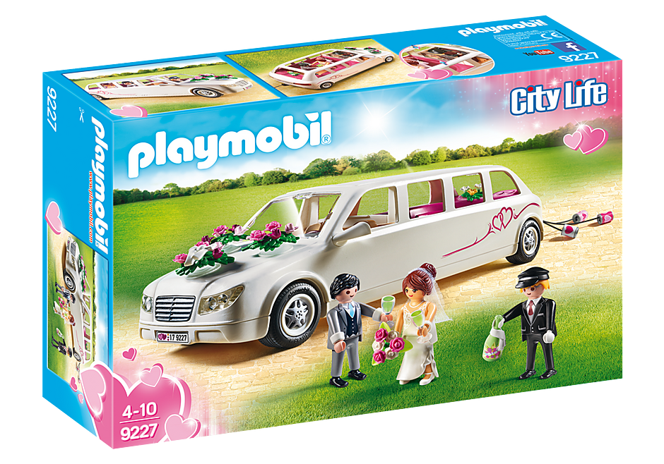 http://media.playmobil.com/i/playmobil/9227_product_box_front/Limousine avec couple de mariés