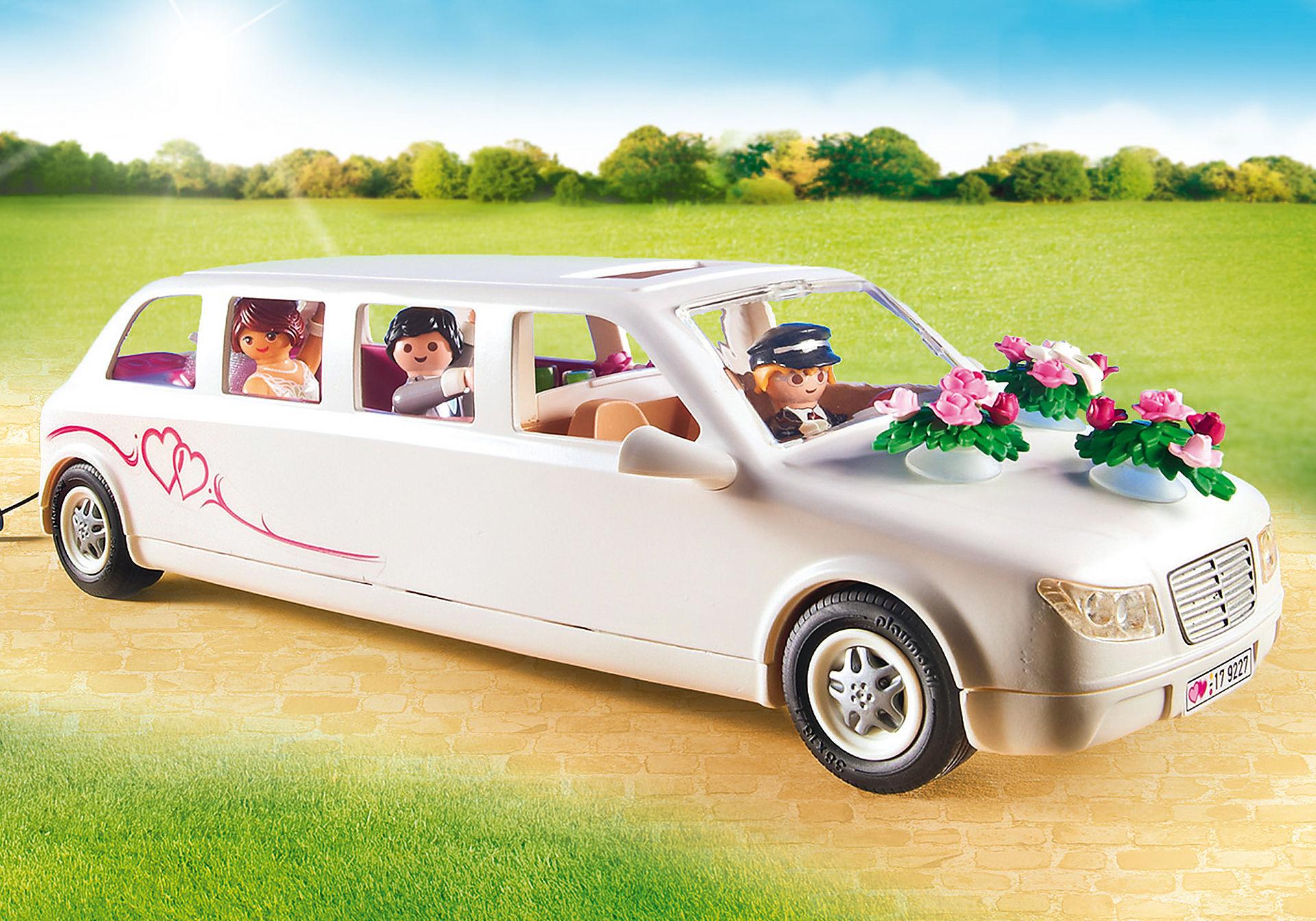 9227 Hochzeitslimousine zoom image5