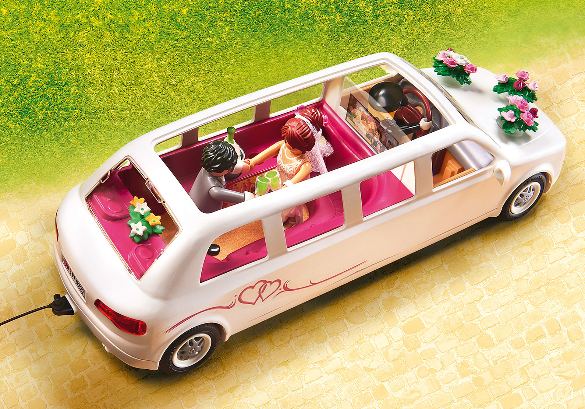 http://media.playmobil.com/i/playmobil/9227_product_extra2/Wedding Limo