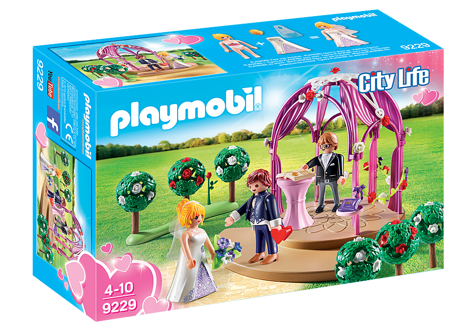 http://media.playmobil.com/i/playmobil/9229_product_box_front/Pabellón Nupcial con Novios