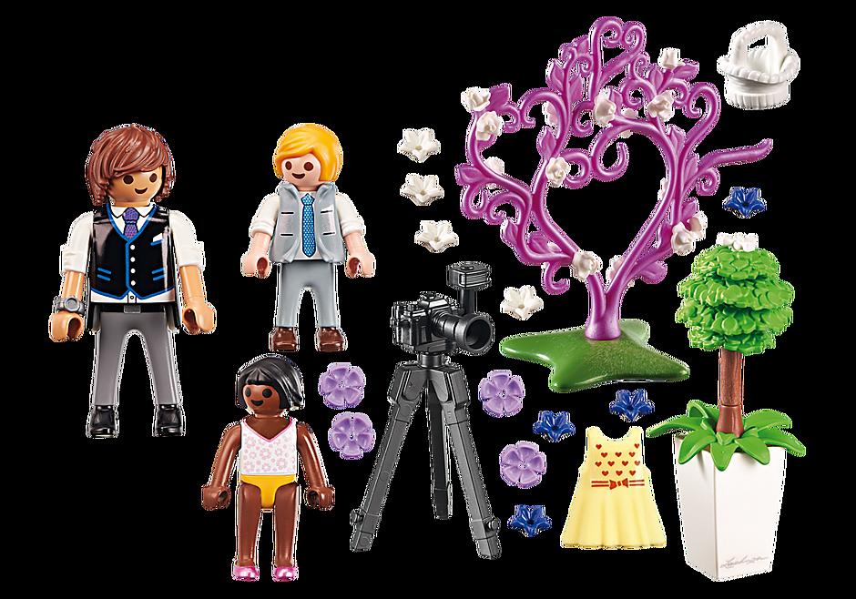 http://media.playmobil.com/i/playmobil/9230_product_box_back/Fotograf i dzieci z kwiatkami