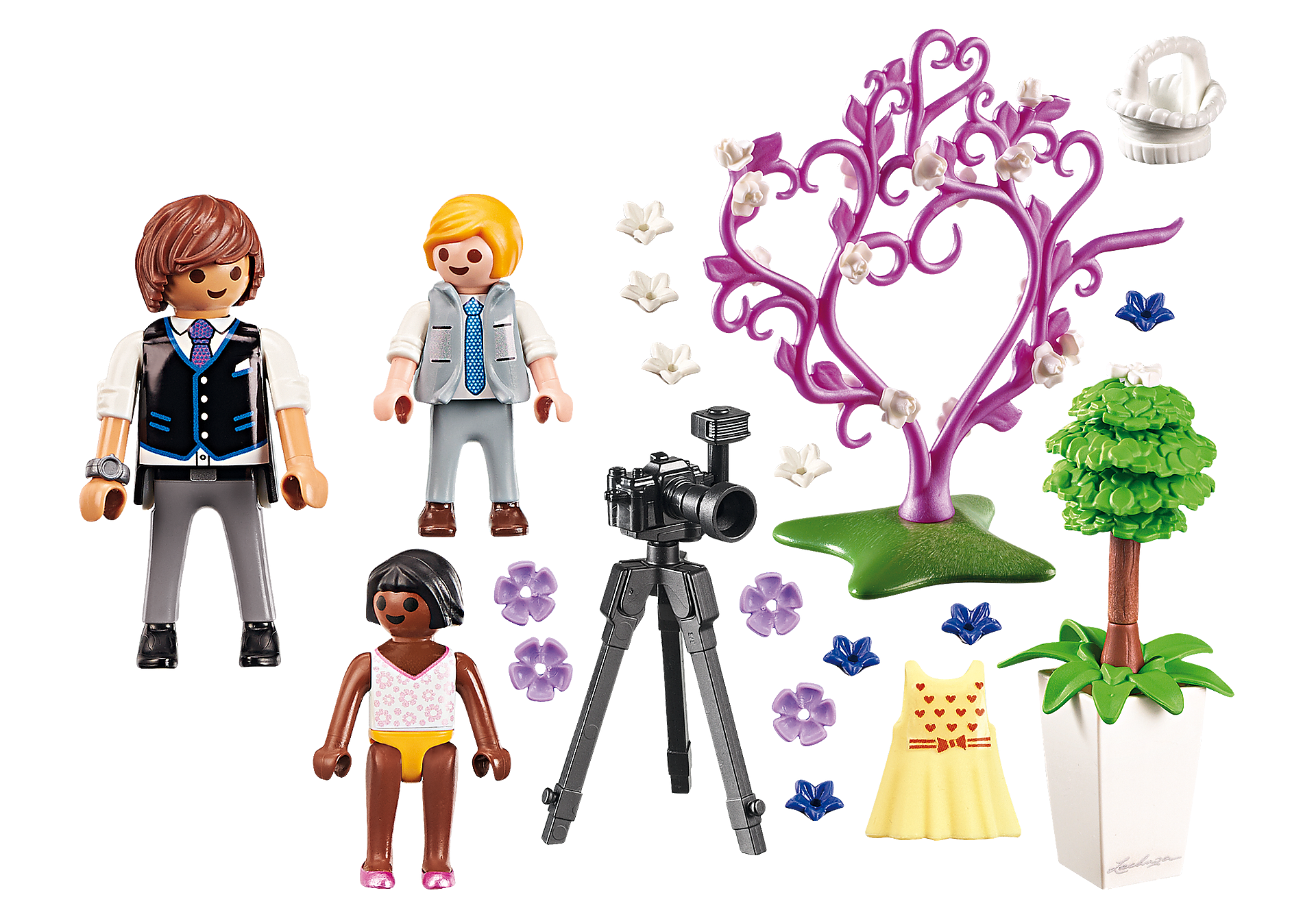 http://media.playmobil.com/i/playmobil/9230_product_box_back/Niños y Fotógrafo