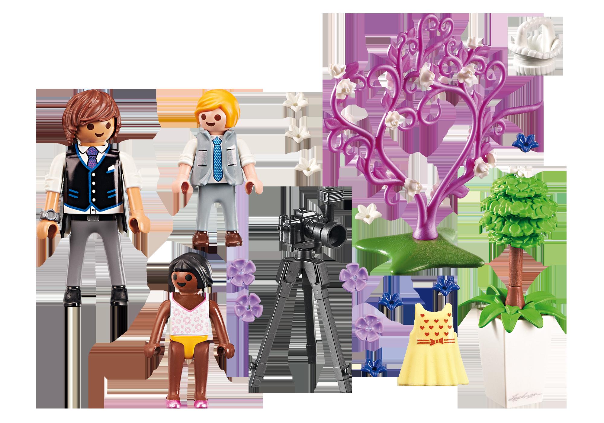 http://media.playmobil.com/i/playmobil/9230_product_box_back/Niños y Fotógrafo