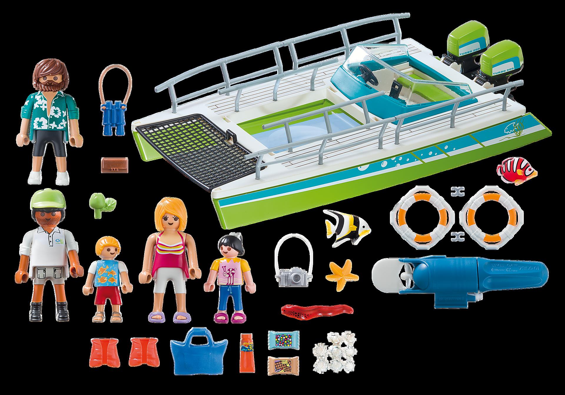 http://media.playmobil.com/i/playmobil/9233_product_box_back/Glass-Bottom Boat with Underwater Motor