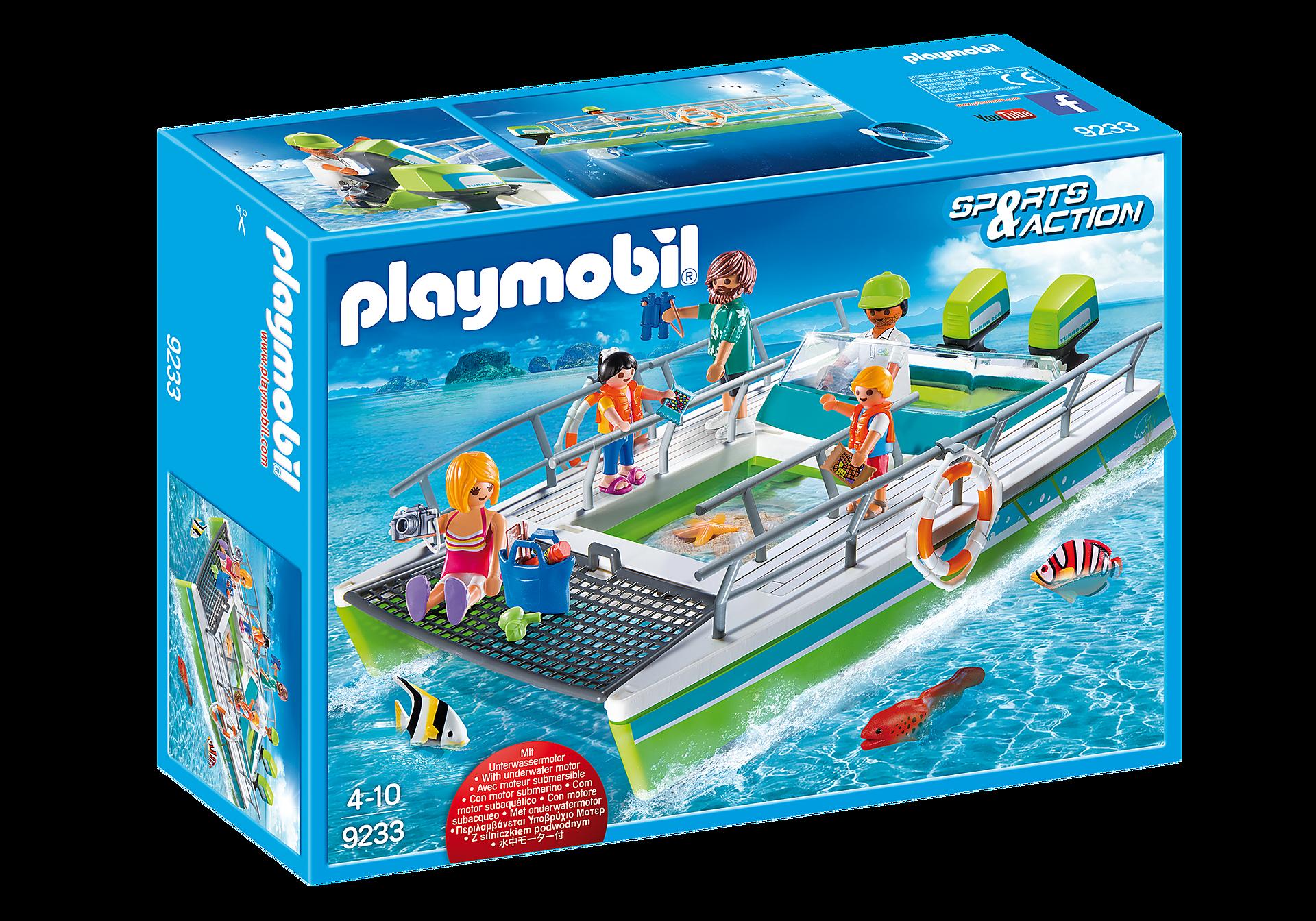 9233 Glasbodenboot mit Unterwassermotor zoom image3