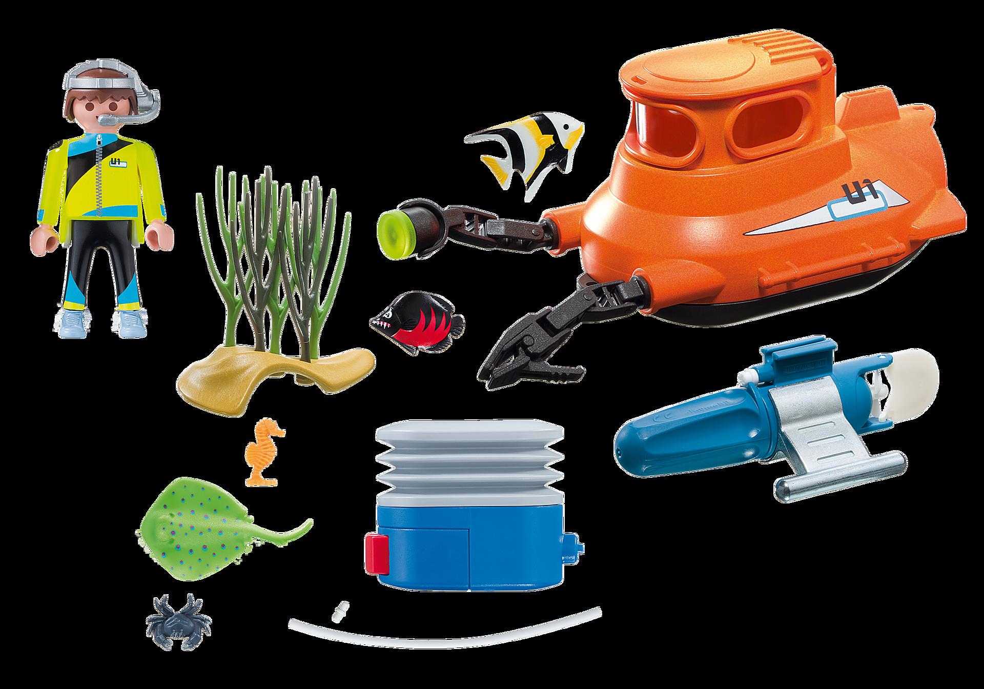http://media.playmobil.com/i/playmobil/9234_product_box_back/Cloche de plongée avec moteur submersible
