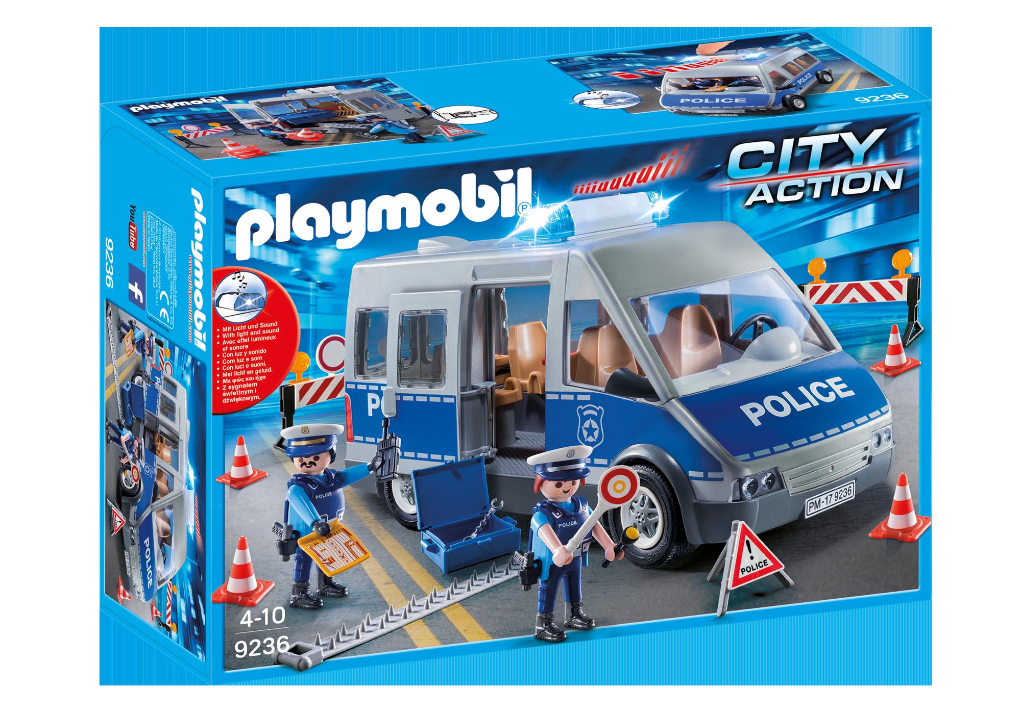 http://media.playmobil.com/i/playmobil/9236_product_box_front/Polizeibus mit Straßensperre