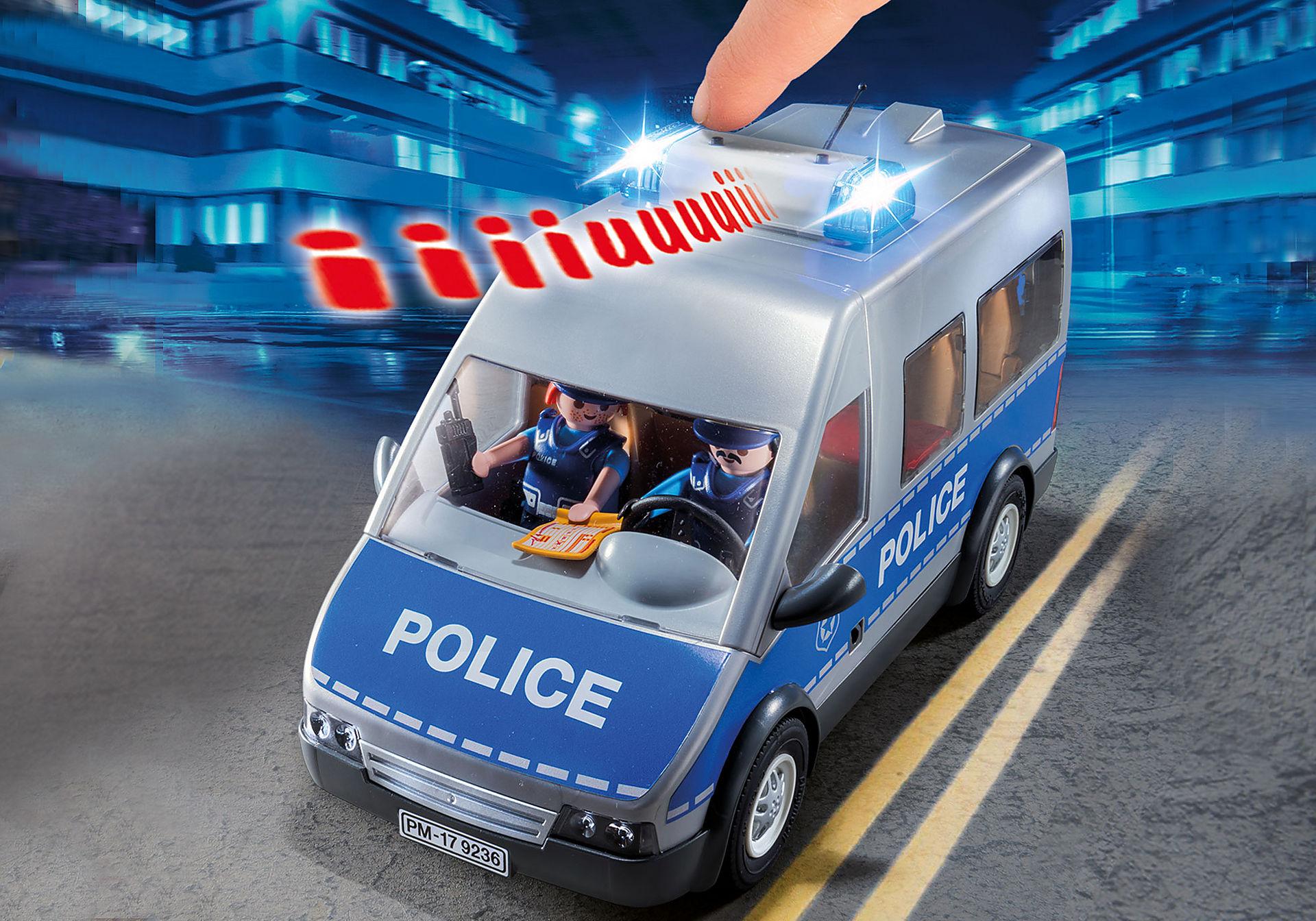 http://media.playmobil.com/i/playmobil/9236_product_extra2/Furgón Policía con Control de Tráfico