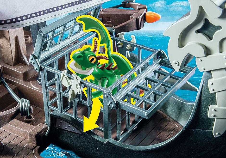http://media.playmobil.com/i/playmobil/9244_product_extra3/Drago et vaisseau d'attaque
