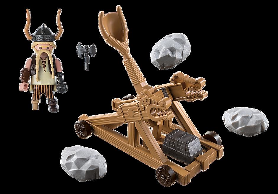 9245  Gueulfor avec catapulte detail image 4