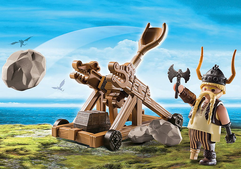 http://media.playmobil.com/i/playmobil/9245_product_detail/ Gueulfor avec catapulte