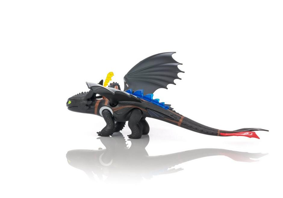 Hiccup Toothless 9246 Playmobil Usa