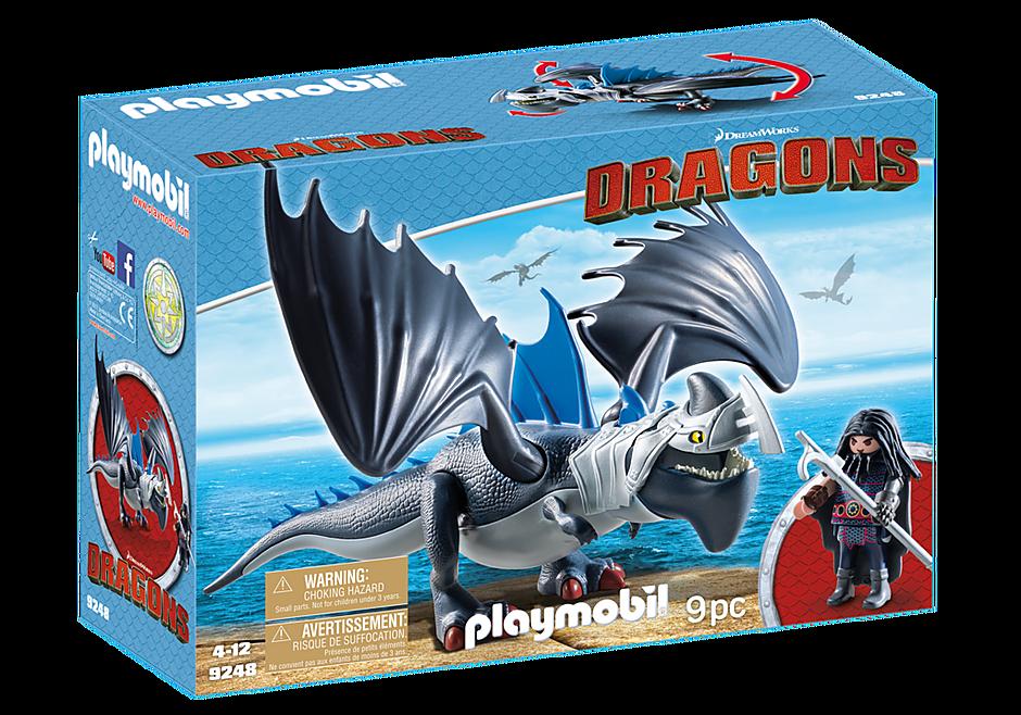 9248 Drago avec dragon de combat detail image 3