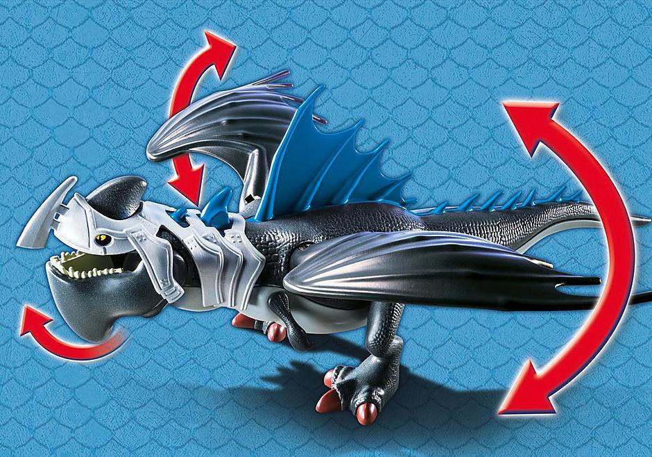 9248 Drago avec dragon de combat detail image 6