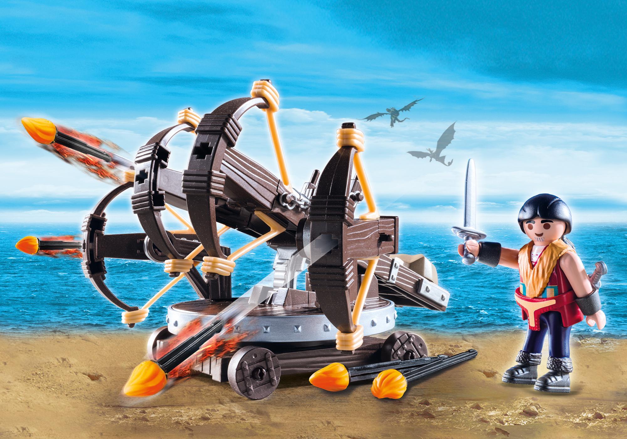 http://media.playmobil.com/i/playmobil/9249_product_detail/Eret with 4 Shot Fire Ballista