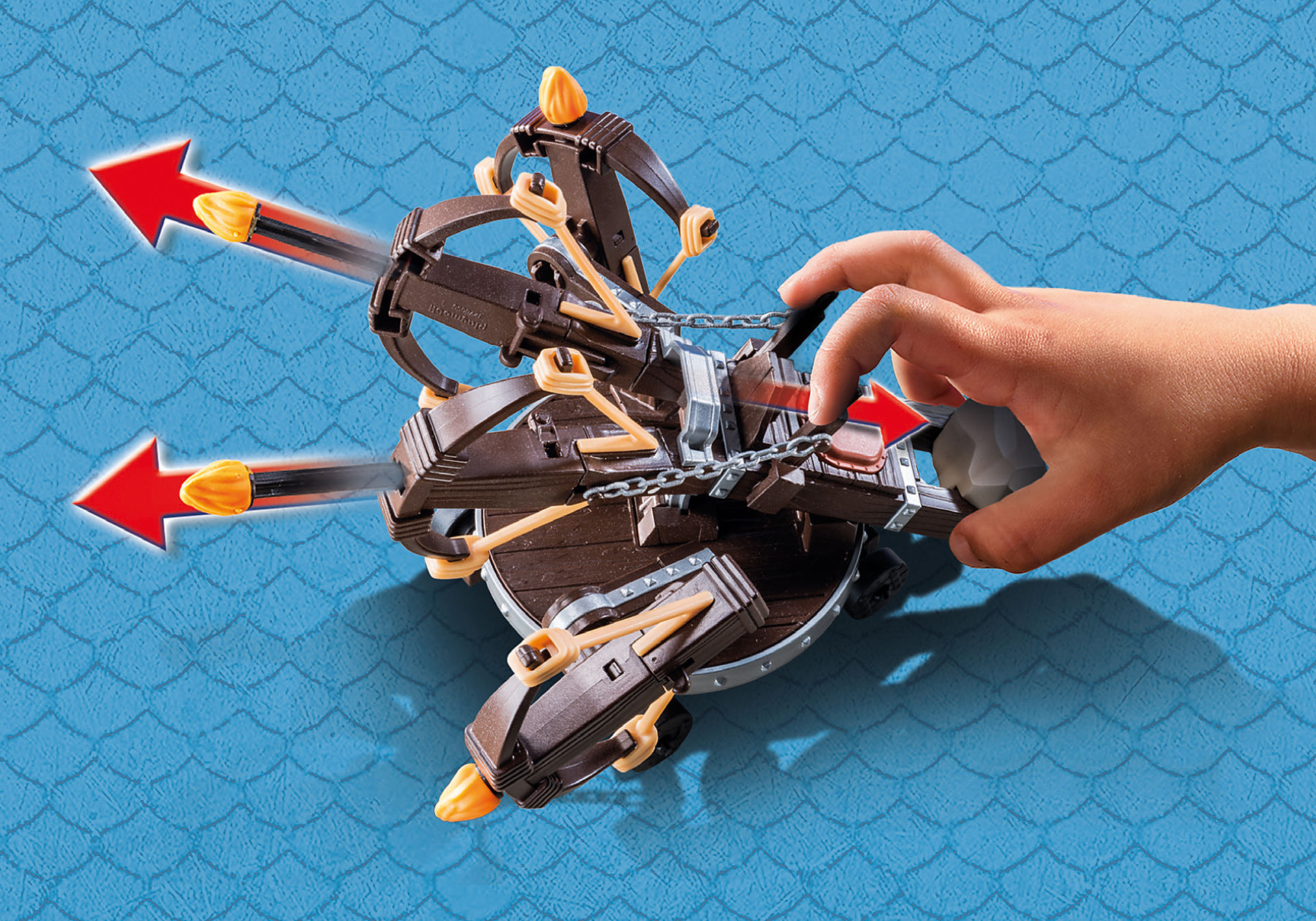 http://media.playmobil.com/i/playmobil/9249_product_extra1/Eret et baliste à 4 projectiles de feu