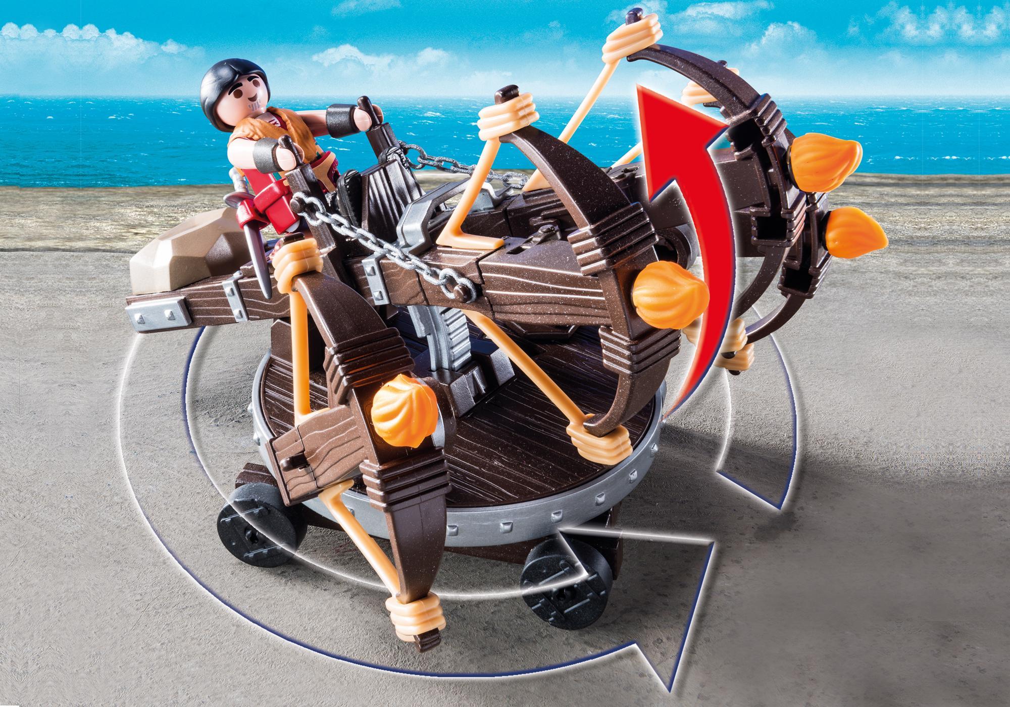 http://media.playmobil.com/i/playmobil/9249_product_extra2/Eret with 4 Shot Fire Ballista