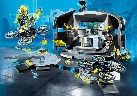 9250 Centro de Comando do Dr. Drone
