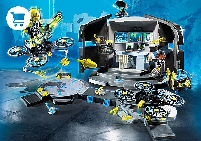 9250_product_detail/Centro de Mando del Dr.Drone