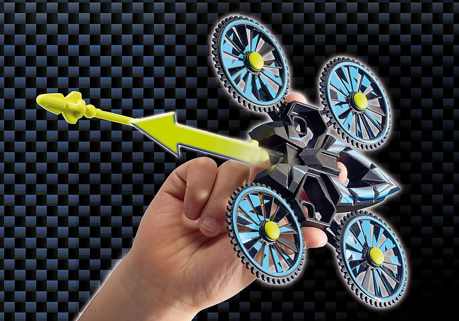 9250 Αρχηγείο του Dr. Drone detail image 9