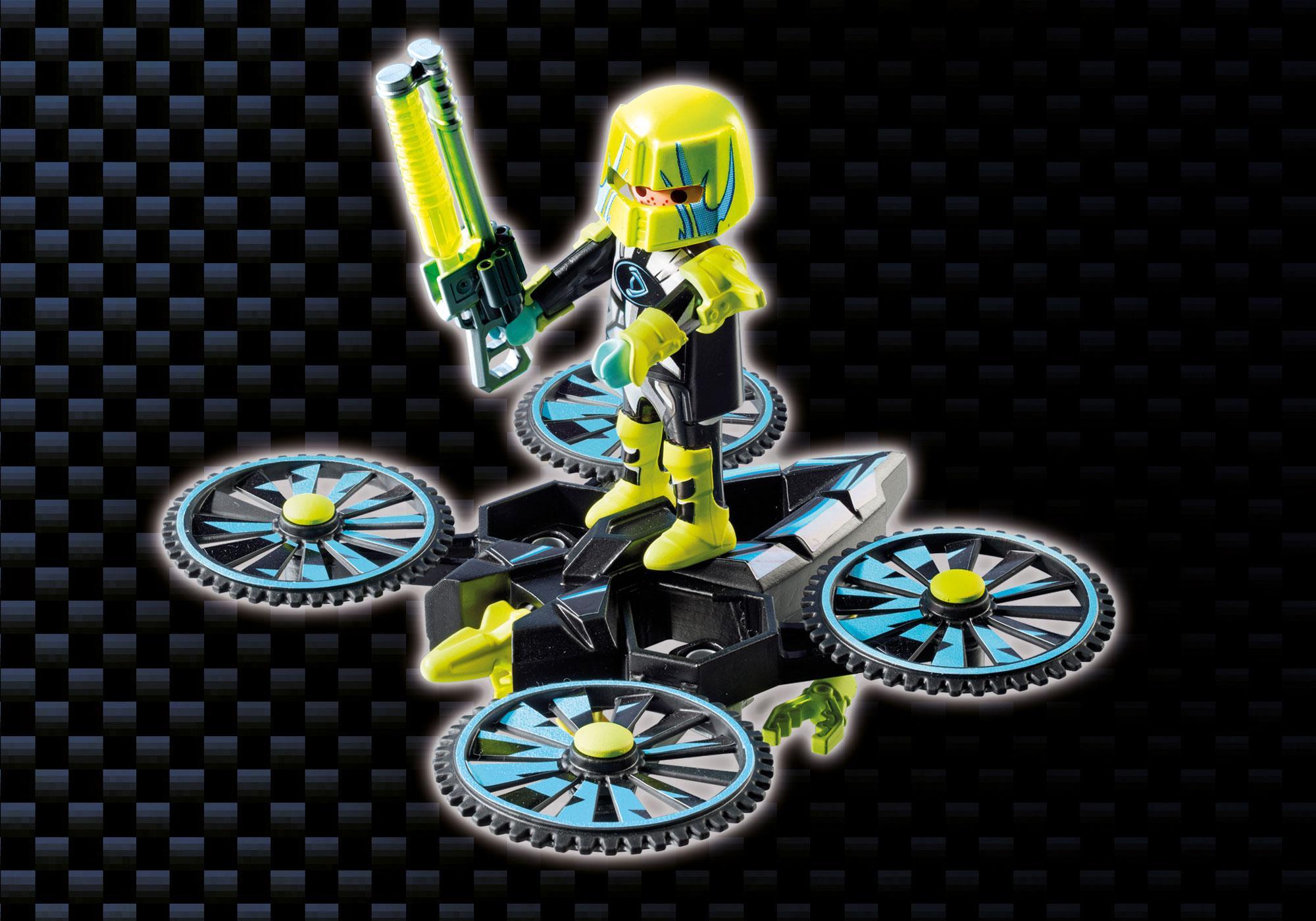http://media.playmobil.com/i/playmobil/9250_product_extra6/Centre de commandement du Dr. Drone