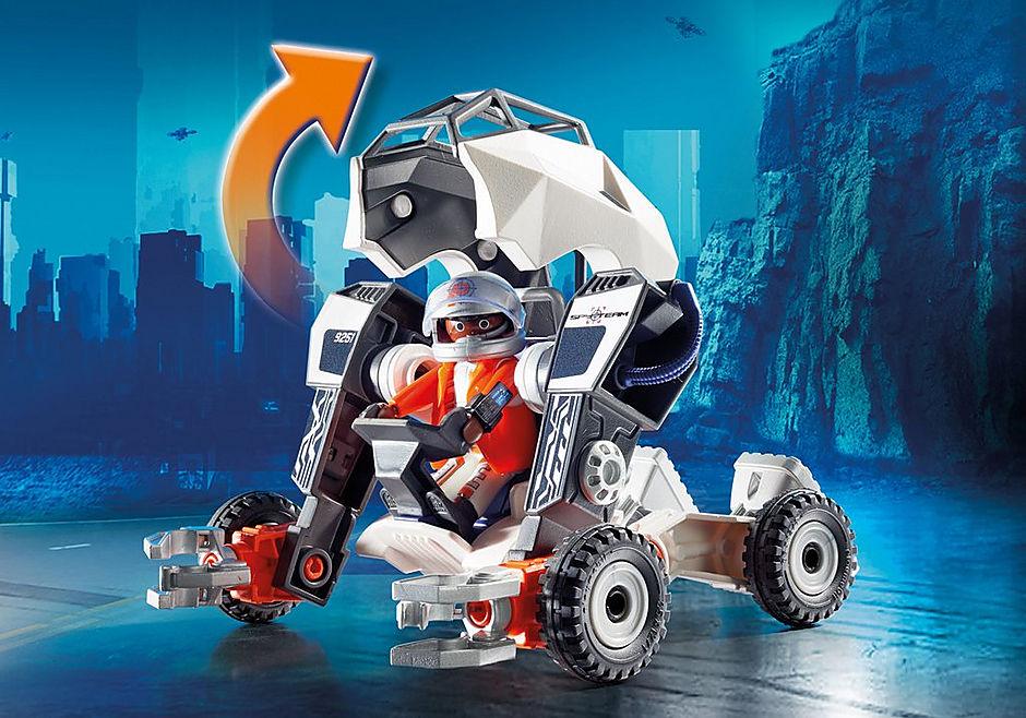 http://media.playmobil.com/i/playmobil/9251_product_extra1/Agent T.E.C.s' Robot
