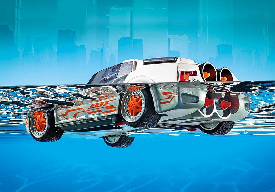 9252 Agente Secreto com Racer detail image 5