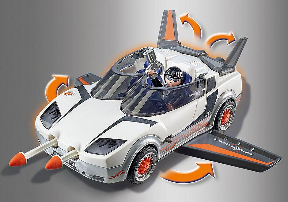 9252 Agente Secreto com Racer detail image 6