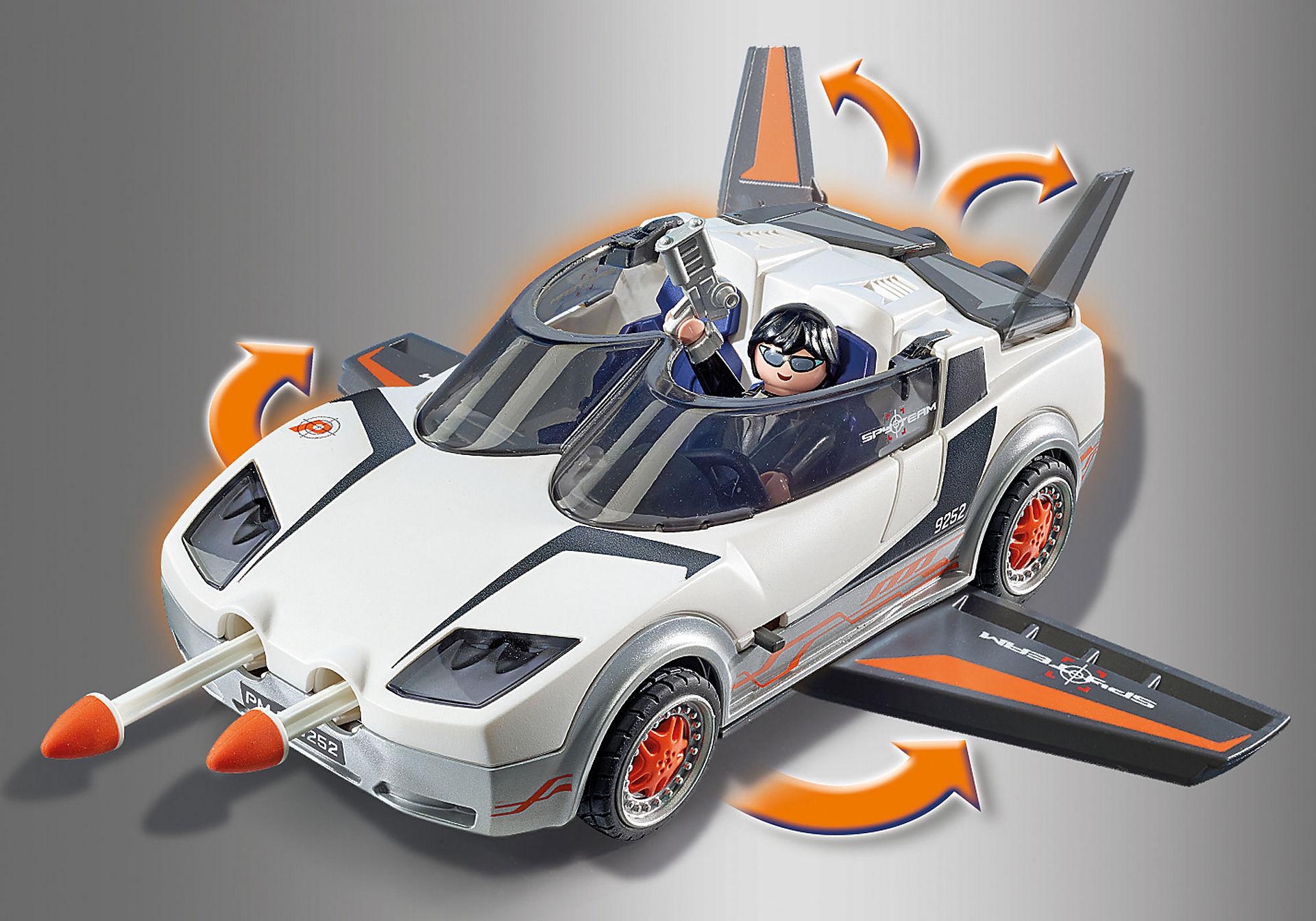 9252 Agente Secreto com Racer zoom image6