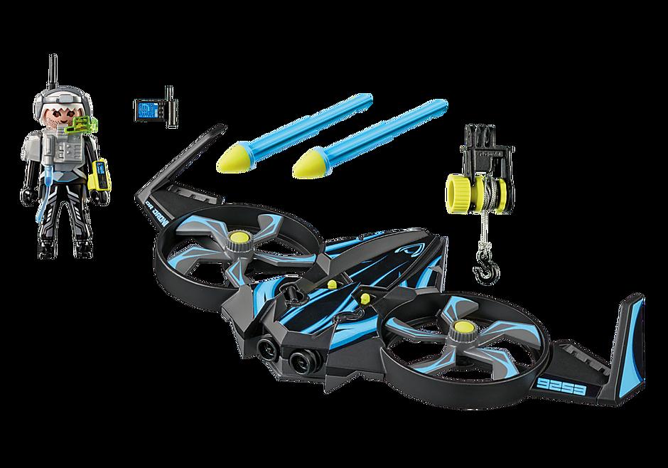 9253 Mega Drone detail image 4