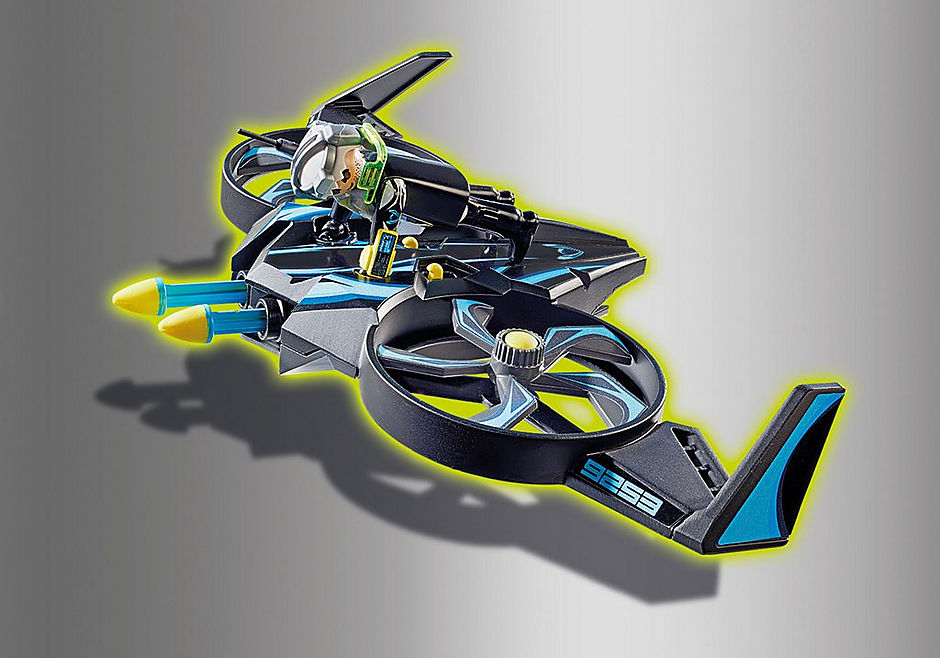 9253 Megadrone detail image 6