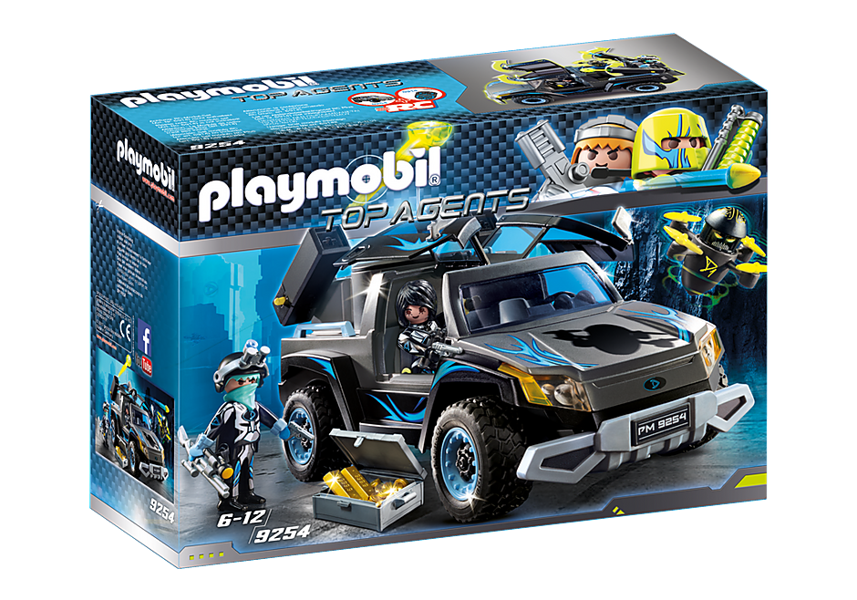 http://media.playmobil.com/i/playmobil/9254_product_box_front/Όχημα Pickup του Dr. Drone