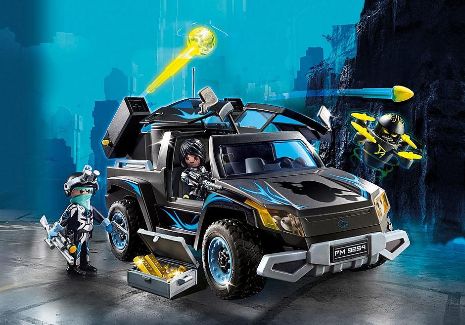 http://media.playmobil.com/i/playmobil/9254_product_detail/Όχημα Pickup του Dr. Drone