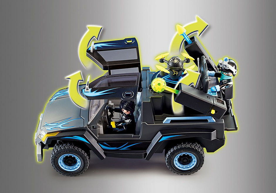 http://media.playmobil.com/i/playmobil/9254_product_extra3/4x4 des agents du Dr. Drone