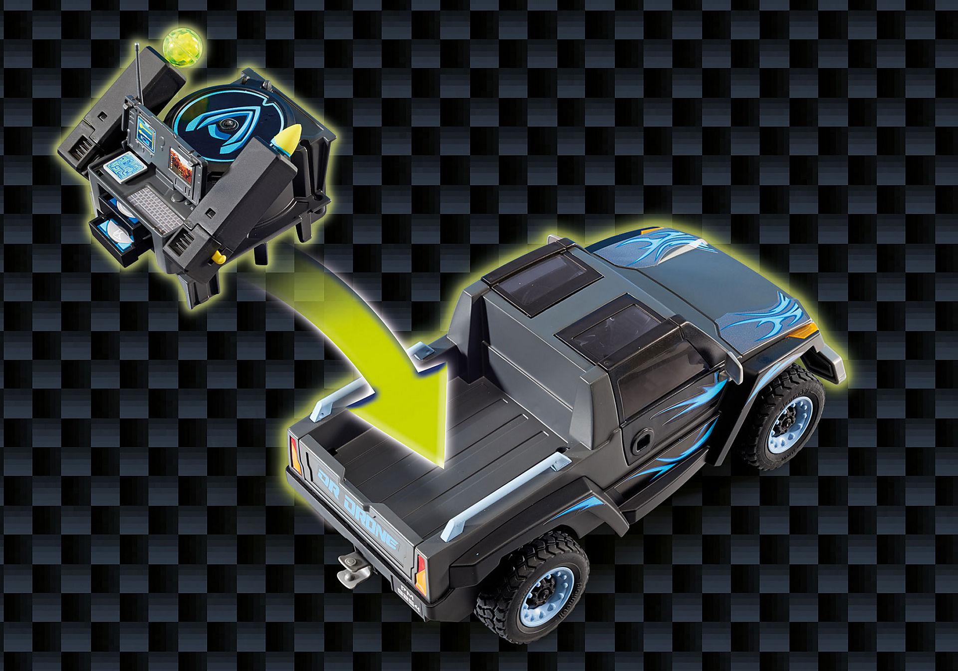 9254 Όχημα Pickup του Dr. Drone zoom image8