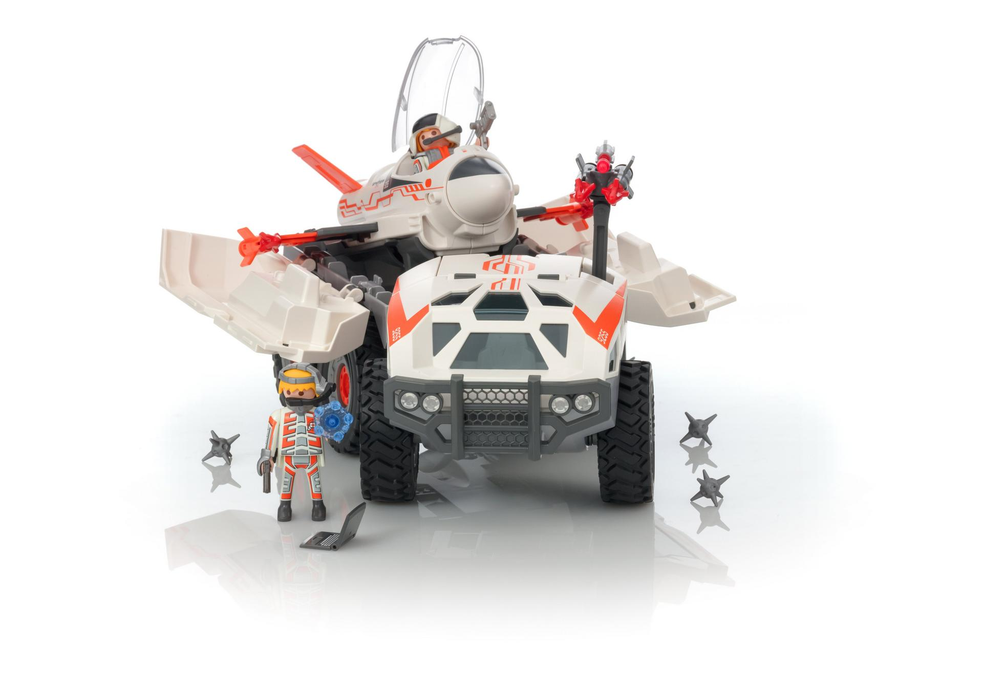Spy Team Battle Truck 9255 Playmobil Deutschland
