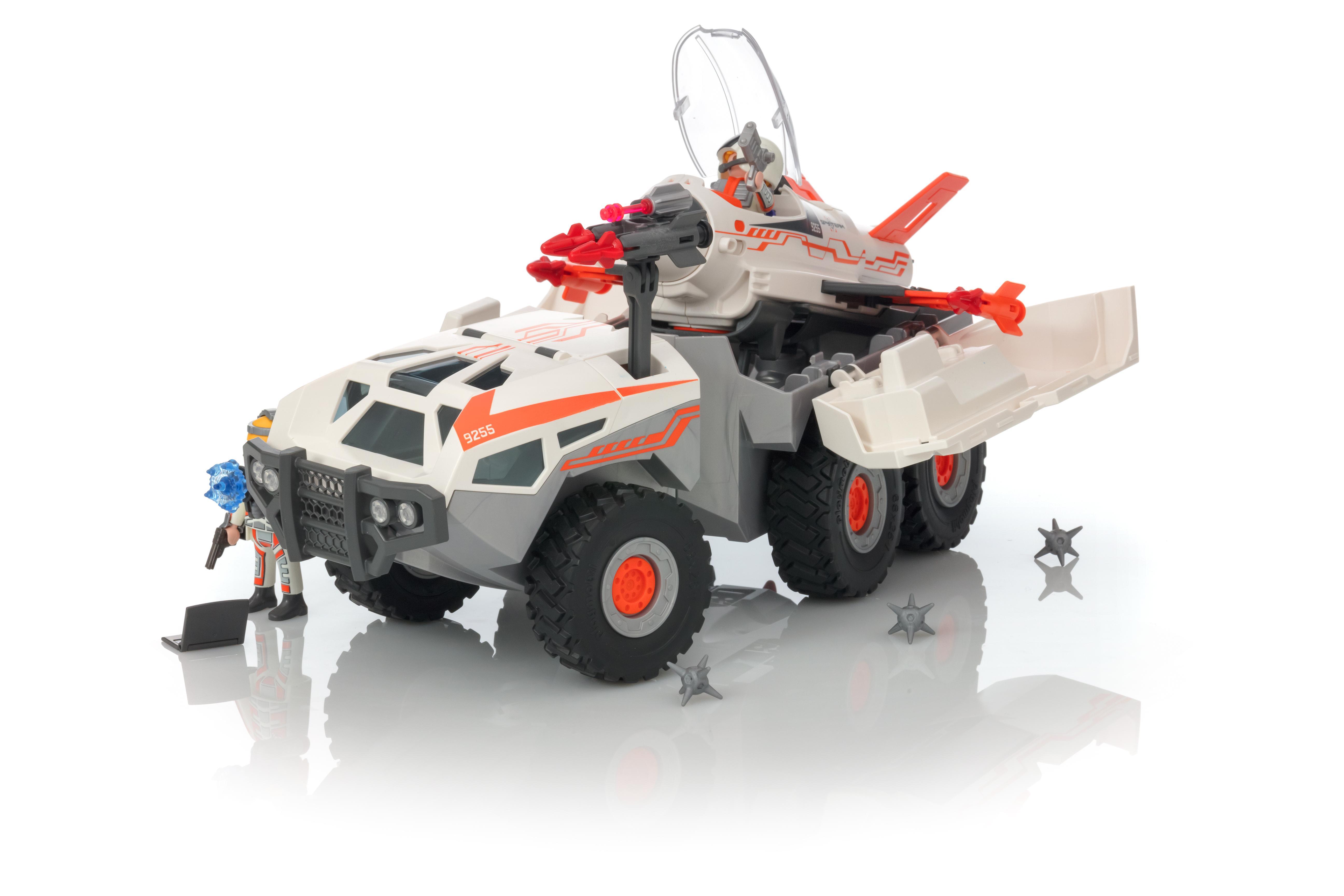 Spy Team Battle Truck 9255 Playmobil Deutschland