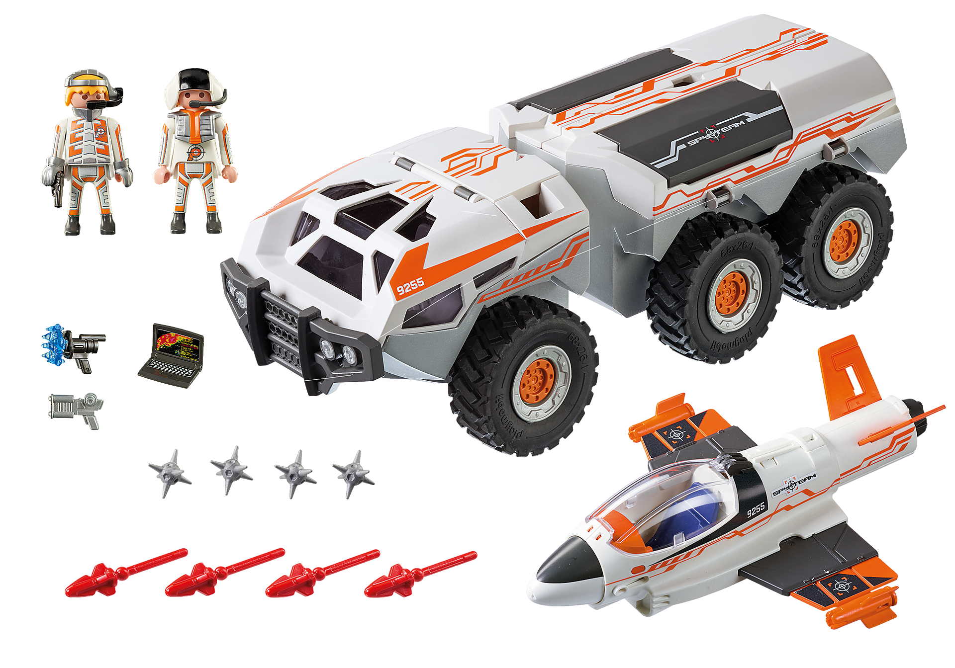 9255 Spy Team Battle Truck zoom image4
