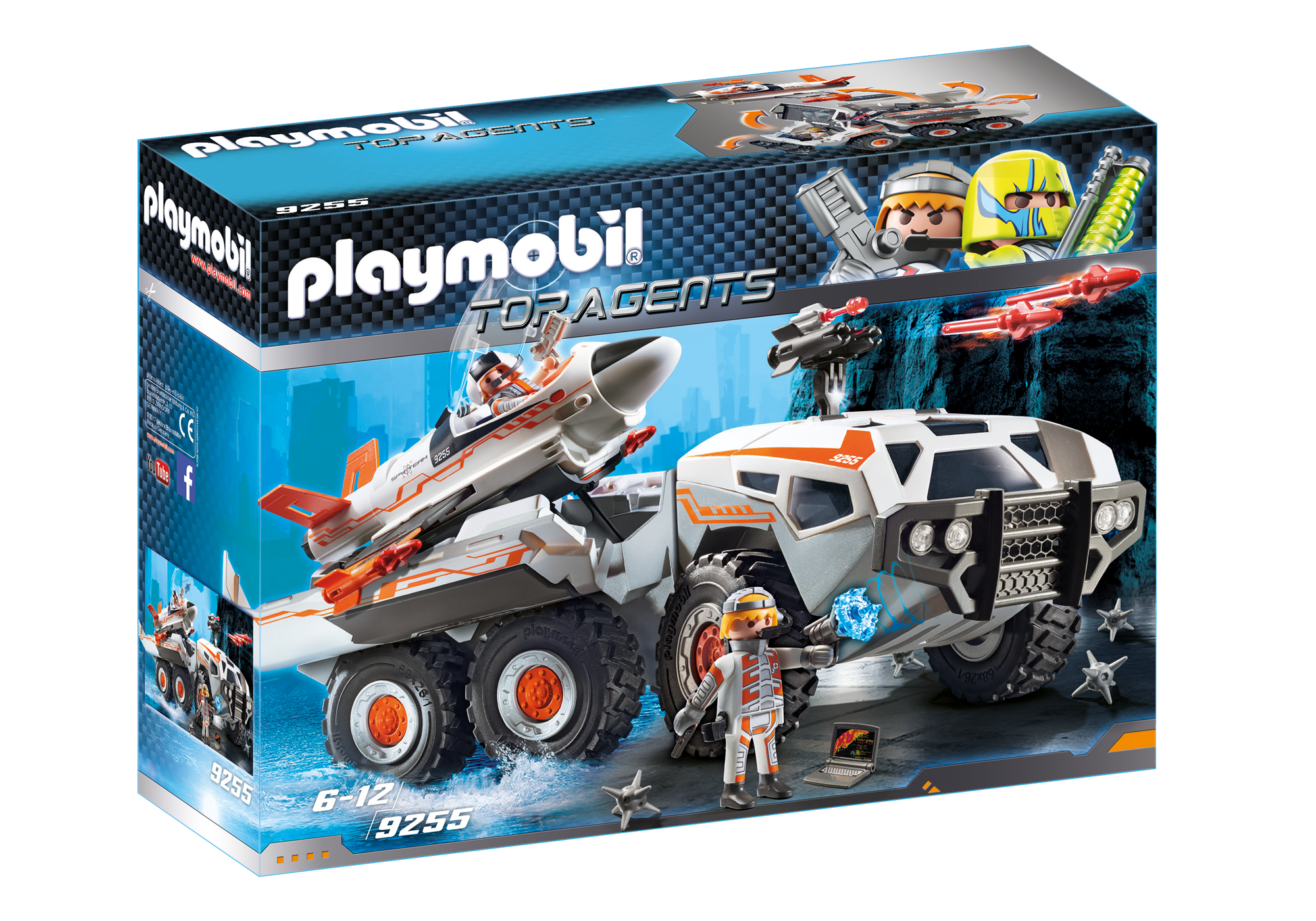 http://media.playmobil.com/i/playmobil/9255_product_box_front/Camion et navette de la Spy Team