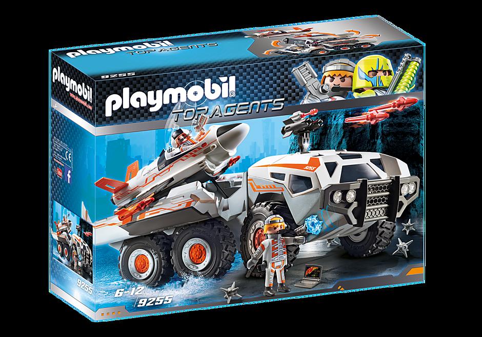 http://media.playmobil.com/i/playmobil/9255_product_box_front/Wehikuł bojowy Spy Team